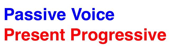 Nenne Signalworter Fur Past Progressive ǀ Lernwerk Tv 4