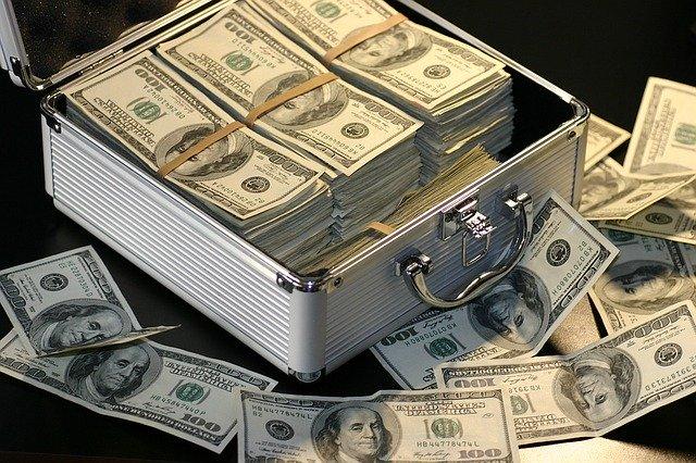Bankeinzahlung