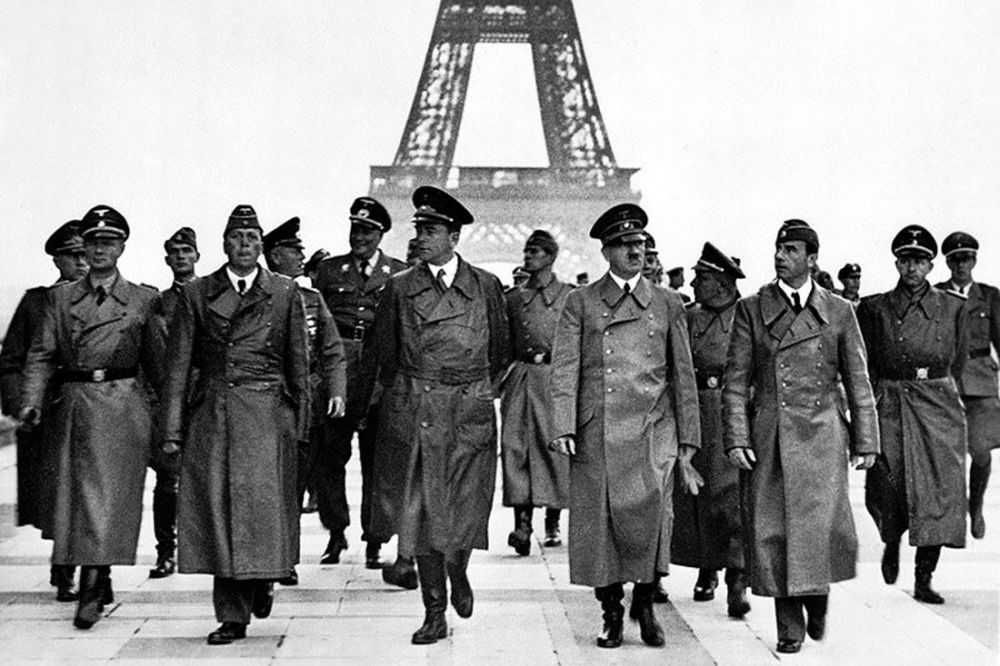 2. Weltkrieg Frankreichfeldzug