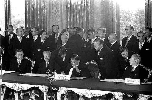 Österreichischer Staatsvertrag 15. Mai 1955